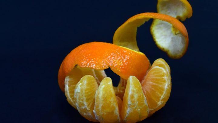 18 примеров использования мандариновой кожуры