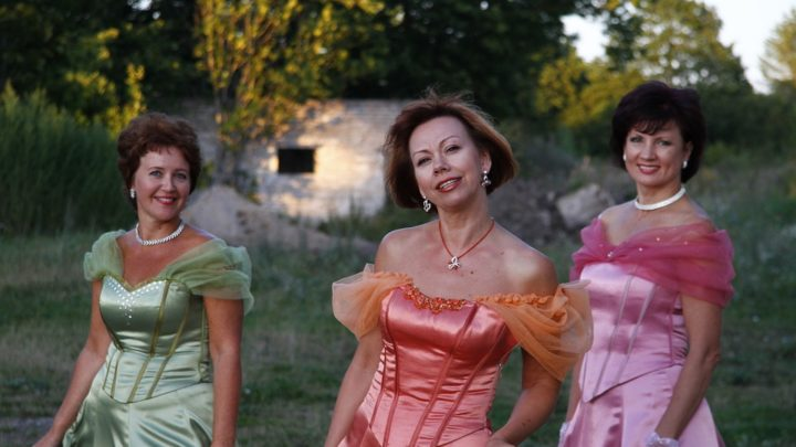 Притча о трех сестрах