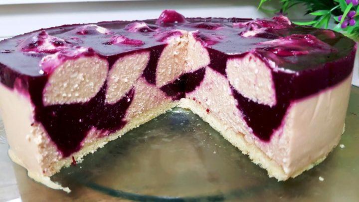 Чудо – торт! Рецепт творожного торта-суфле на Новогодний стол 2020