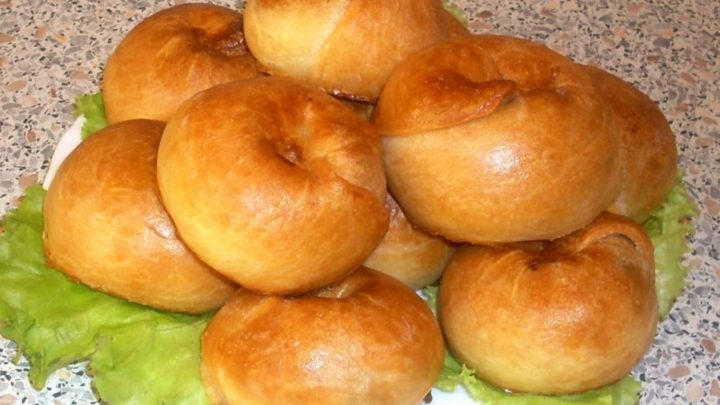 Рецепт из деревни: «Слоистые пирожки по рецепту бабушки «