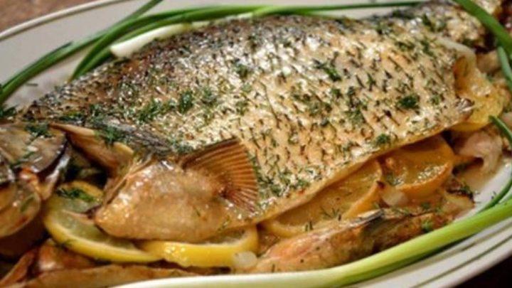 Как приготовить сочную и нежную рыбку