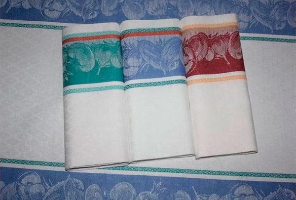 Забудьте о кипячении! Как сделать полотенца белоснежными