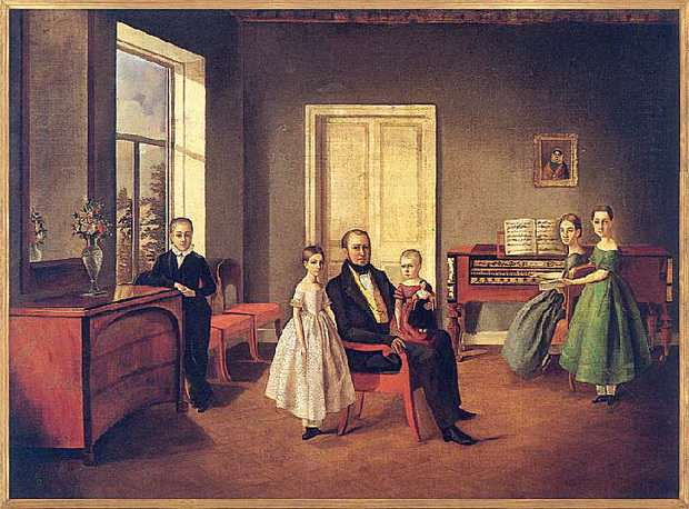 Правила воспитания детей Екатерины II