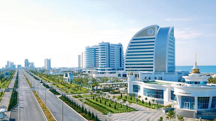 Как живет  Туркмения