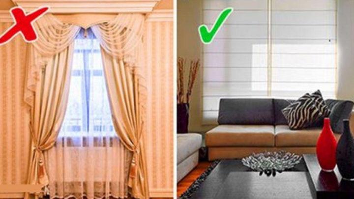 Страшный сон дизайнера интерьера: 7 признаков того, что ваша квартира требует перемен