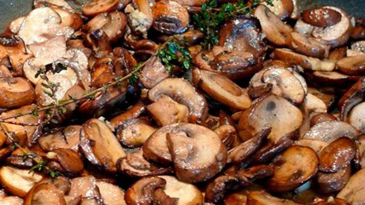 Открываем секрет приготовления идеальных грибов!