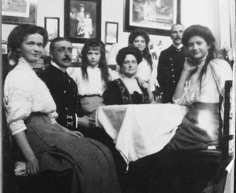 Редкие фото с изображением царского семейства Романовых