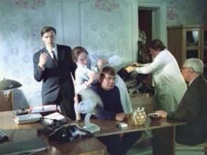20 редких кадров со съемок советских фильмов