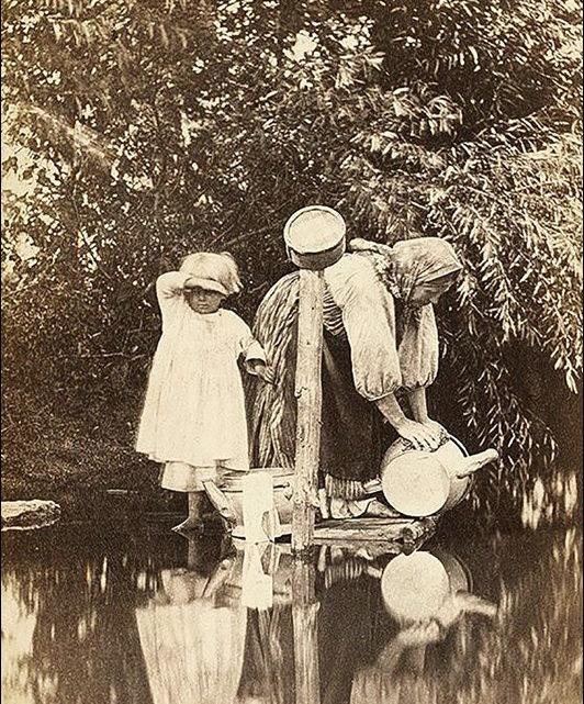 Иностранный гражданин и его фотографии России в XIX веке