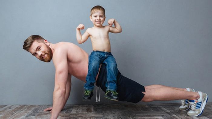 Иногда лучше не вспоминать – какие бывают отцы.