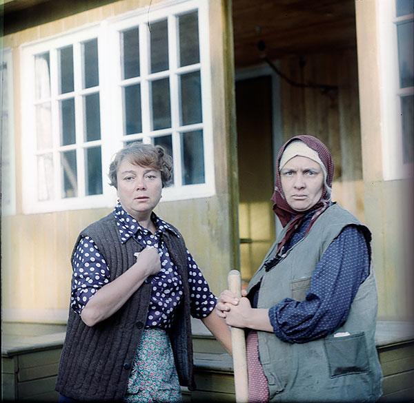 Актеры советского кино, которые сыграли роль не по возрасту.