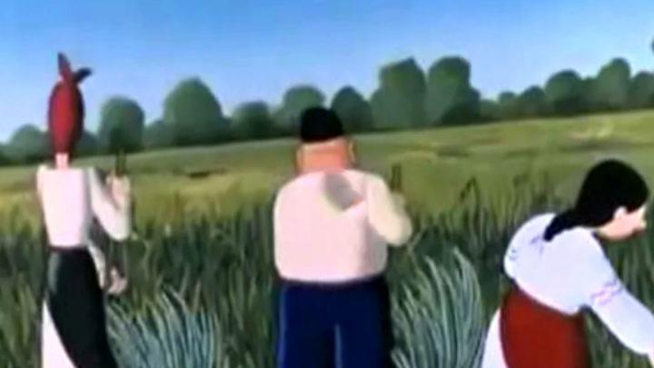 Лучший советский мультфильм – «Жил-был пёс»
