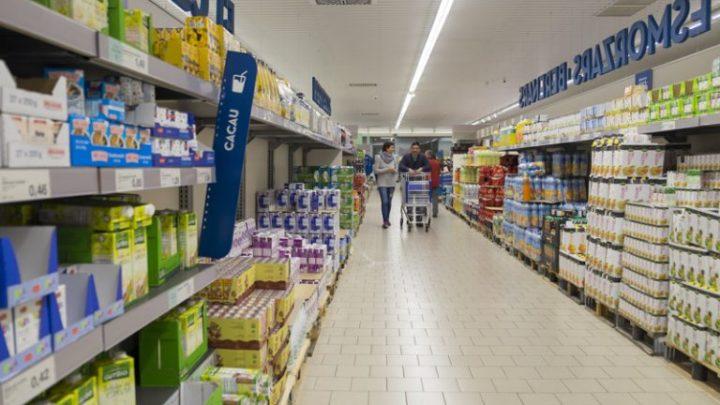 Обзор магазина эконом класса в Европе