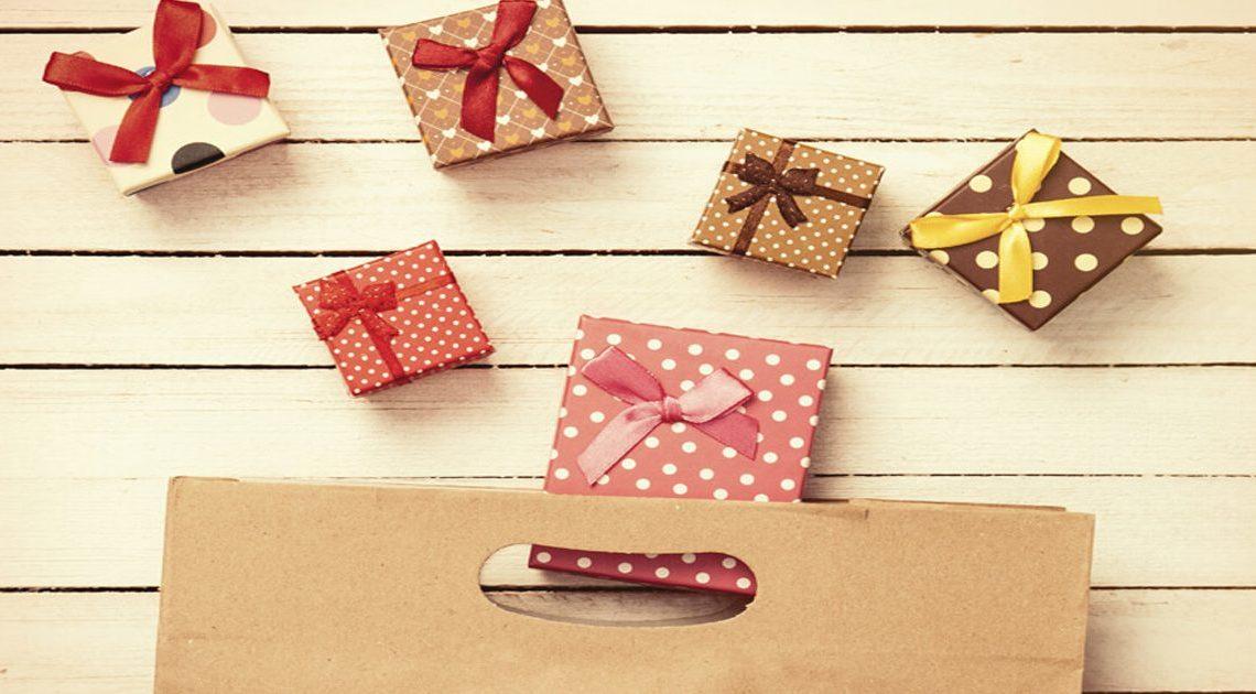 Забавные подарки к Новому году
