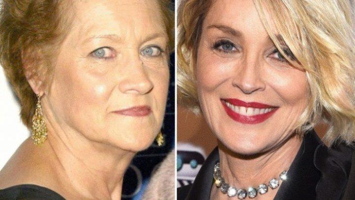 Как выглядели мамы современных знаменитостей в их годы