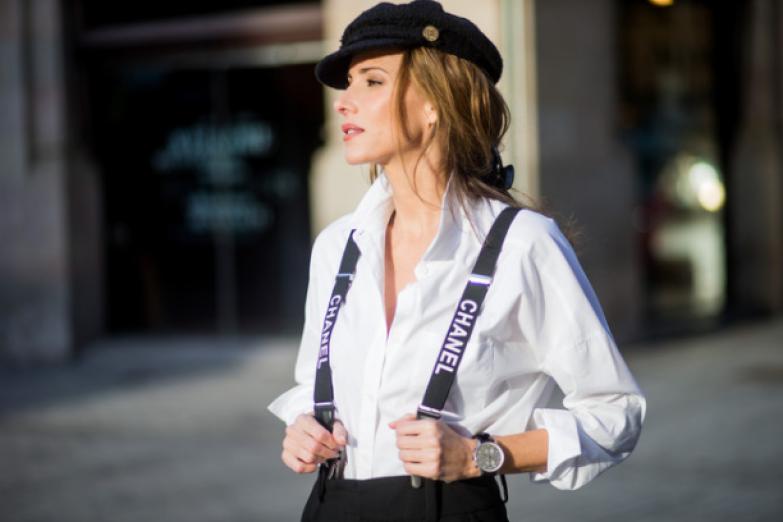 10 вариантов, как носить белую рубашку в этом сезоне
