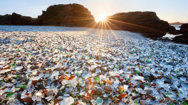 6 нереально красивых пляжей, на которых хочется побывать