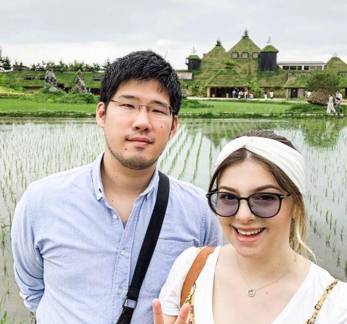 Дружба, которая закончилась свадьбой! Как живет Наташа со своим японским мужем