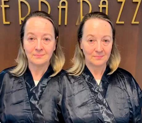 Как парикмахер преобразил женщину, которая пришла только затонировать корни