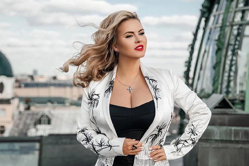 Самые красивые российские артистки по мнению американцев