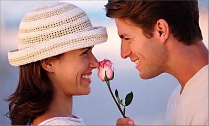 У счастливой женщины счастлив и мужчина