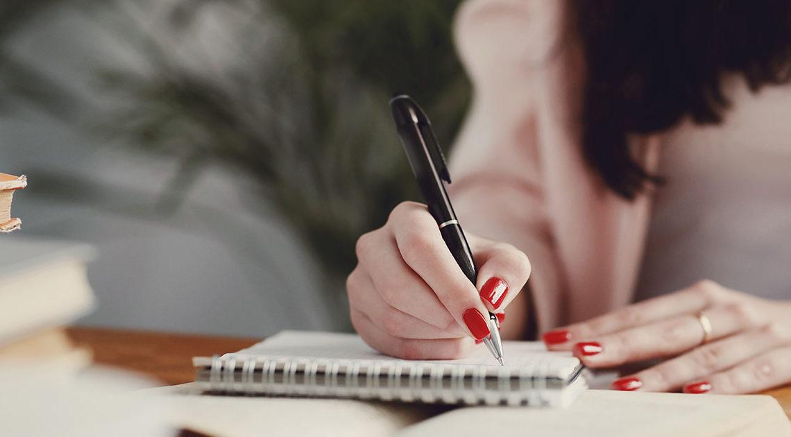 Почему нужно чаще писать от руки