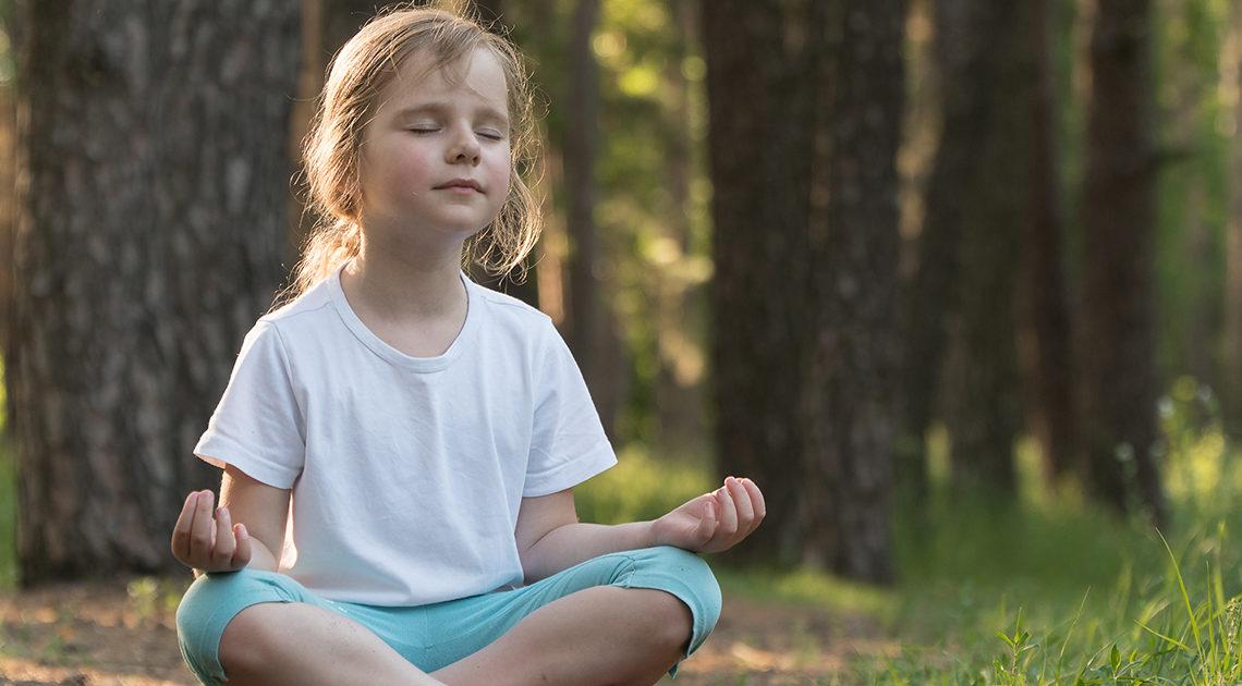 Ежедневные упражнения для детской медитации
