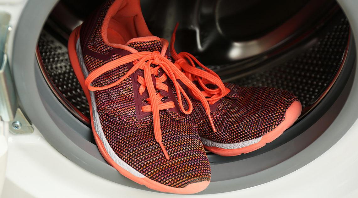 Секреты стирки обуви в стиральной машине