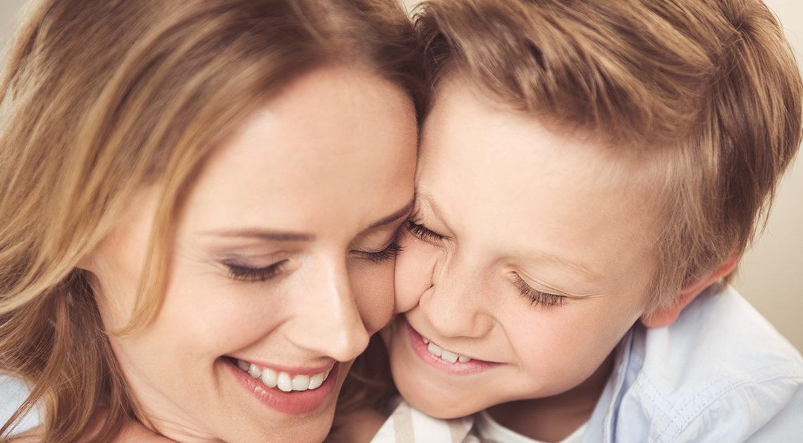 Что мать должна дать сыну, чтоб он вырос психологически здоровым