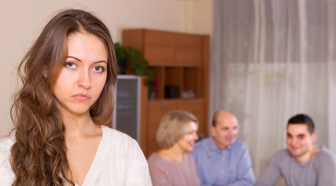 Ответ психолога на вопрос: Отчего нельзя жить со свекрами