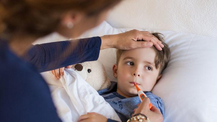 — Ваша очередь сидеть с внуком. Ну и что, что он простужен? — сказала невестка